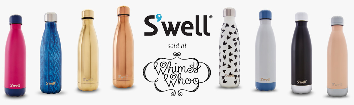 Purchase S'well Bottles at Whimsy Whoo serving Fayetteville and Bentonville